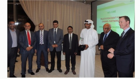 MESC recognizes BMTC for top performance in UAE
