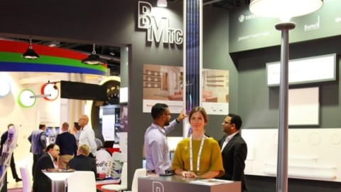 BMTC showcases advanced lighting systems and solutions at Light Middle East 2018